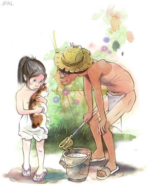 YasudaMasaaki_裸ん坊