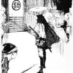 笹沢佐保「潮来の伊太郎」(「週間読売」、昭和48年)