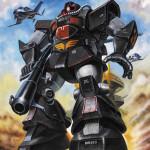 10015-03  上田 信「機動戦士ガンダム プロトタイプドム」