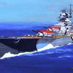 独戦艦「ビスマルク」