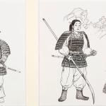 女武者 Woman warrior 上田 信Ueda Shin60,000円( US$ 660)