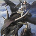 00000-03 岡本三紀夫「ドラゴンナイト」250,000 円