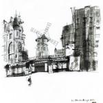 00000-04 山野辺 進「Le Moulin Rouge.1900」( 非売品)