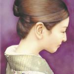 10011-石川吾郎「新春の微笑み」
