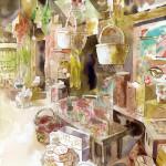 青木美和 アジアの雑貨たち 80,000 円