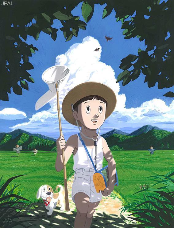 YasugahiraMasaya_ぼくの夏休み