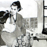 細谷正充の挿画コラム【2】堂昌一