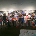 Sumi-e & Art Therapy~Emotional light Art Therapy workshop~NYイベント報告