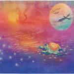 アートセラピー絵本『海を飛ぶたね』