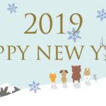 新年明けましておめでとうございます!