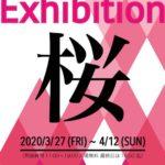 垂井ひろし 中目黒アート花見会Vol.5 Sakura 展